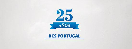 BCS - 25 anos Portugal