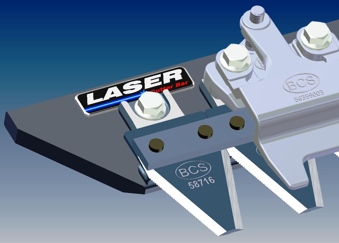 Barra Laser
