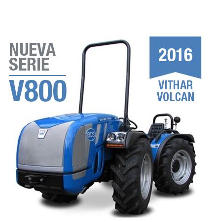 Nueva Serie V800 - Vithar y Volcan