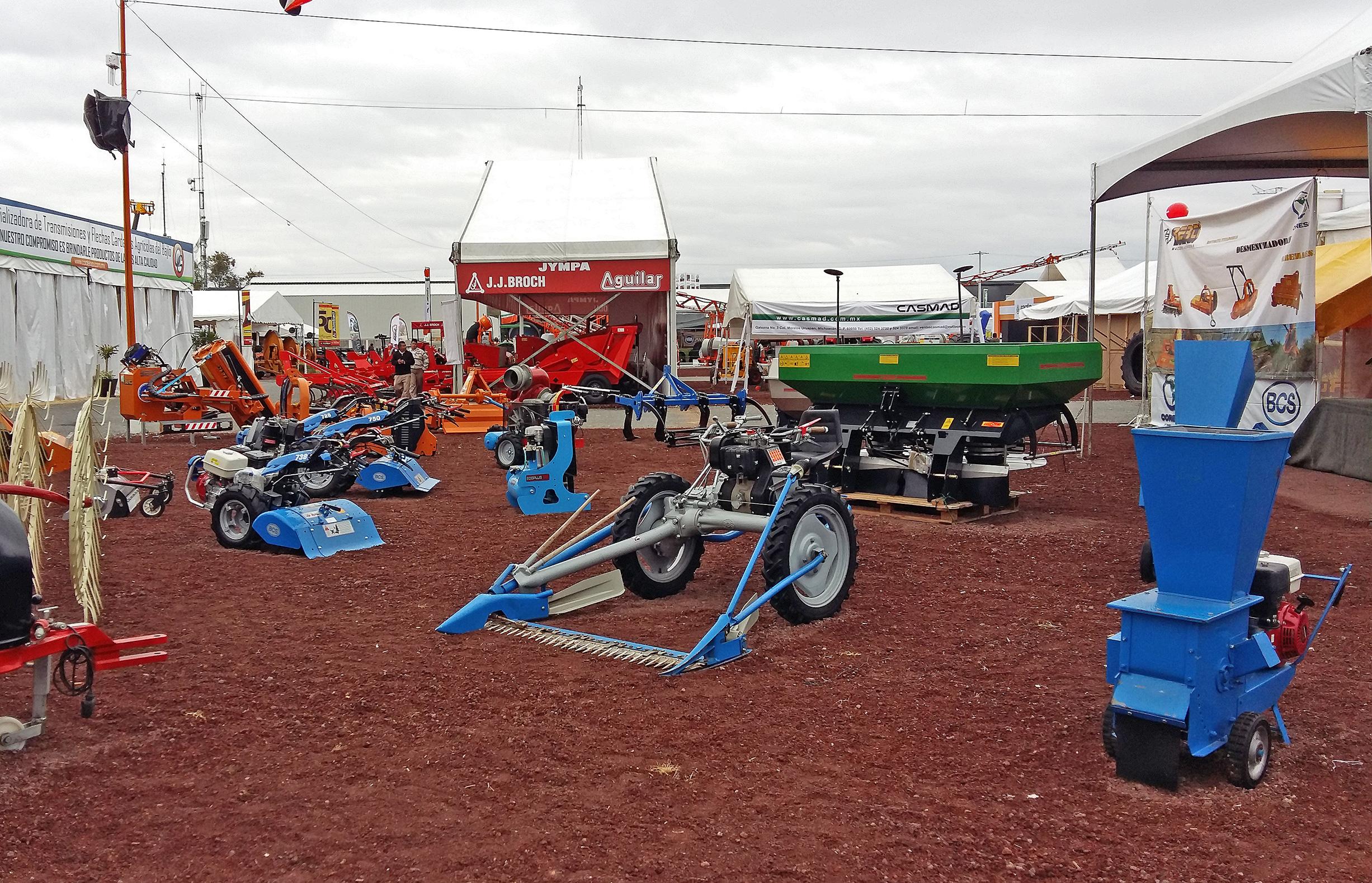 tractores huerteros compactos ideales para méxico