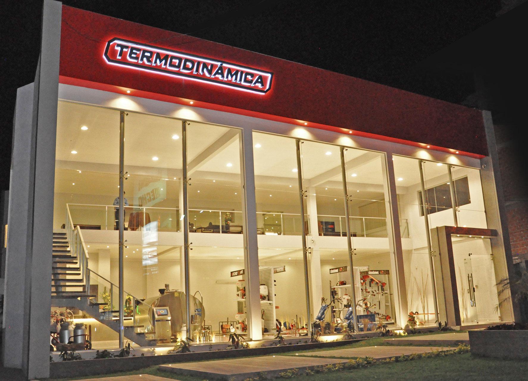 nuevas instalaciones termodinamica