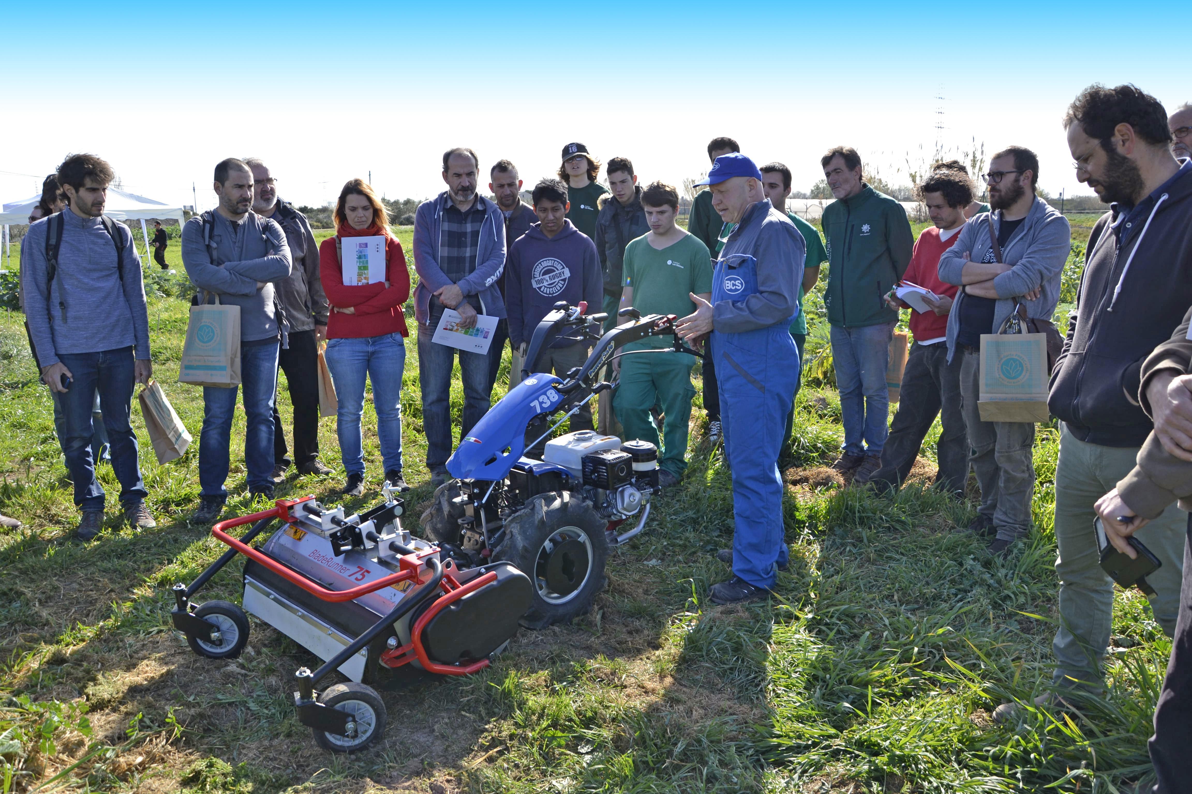 agricultura-ecologica-baix-llobregat-trituradora-bladerunner