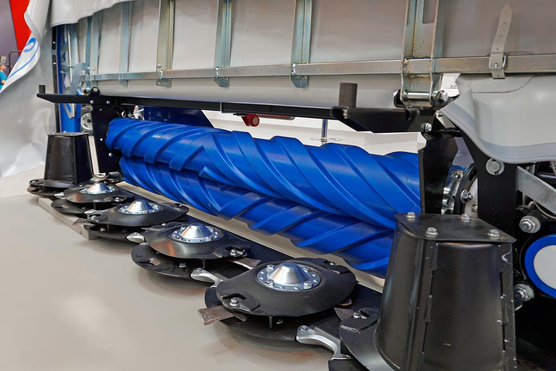 nuevos rodillos acondicionadores de poliuretano
