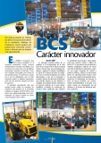 BCS carácter innovador