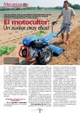 El motocultor BCS un auxiliar muy eficaz