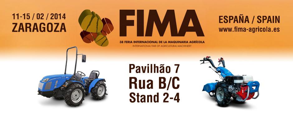 O Grupo BCS apresenta importantes novidades na FIMA 2014