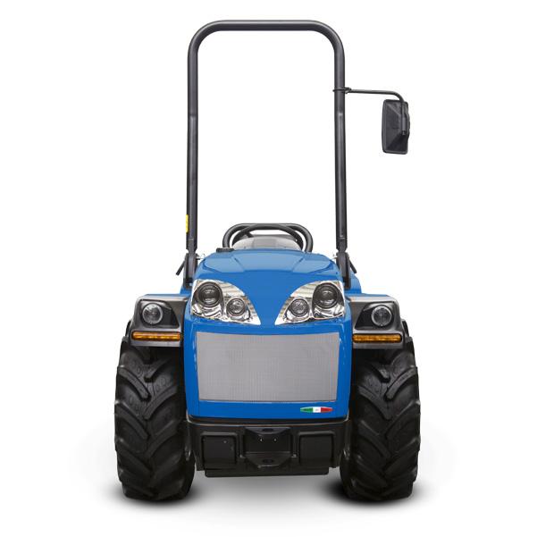 Frontal del tractor BCS Invictus K300-K400