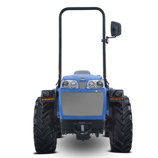 Frontal del tractor BCS Invictus K600