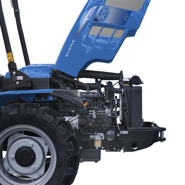Motor tractor BCS Invictus K600