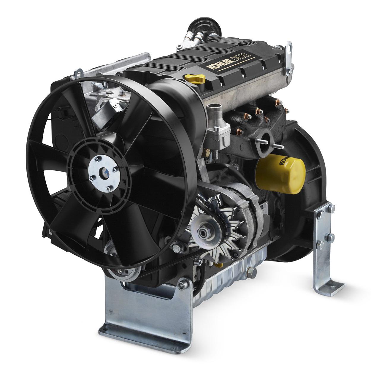 Motor del tractor BCS Vivid 35