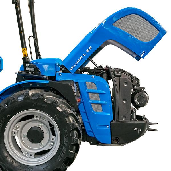 Motor del tractor BCS Valiant L65
