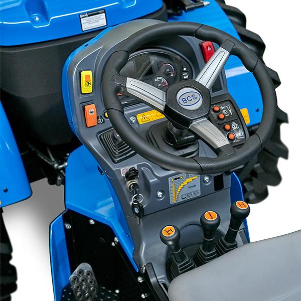 Transmisión y cambio tractor BCS  Valiant L65