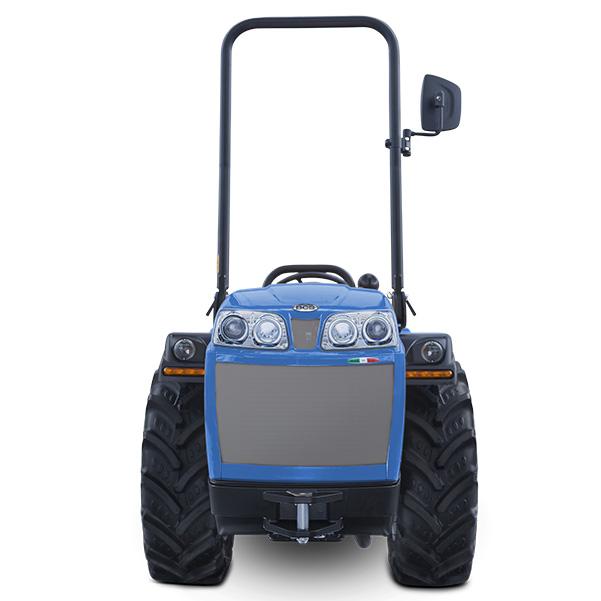 Frontal del tractor BCS Valiant 600