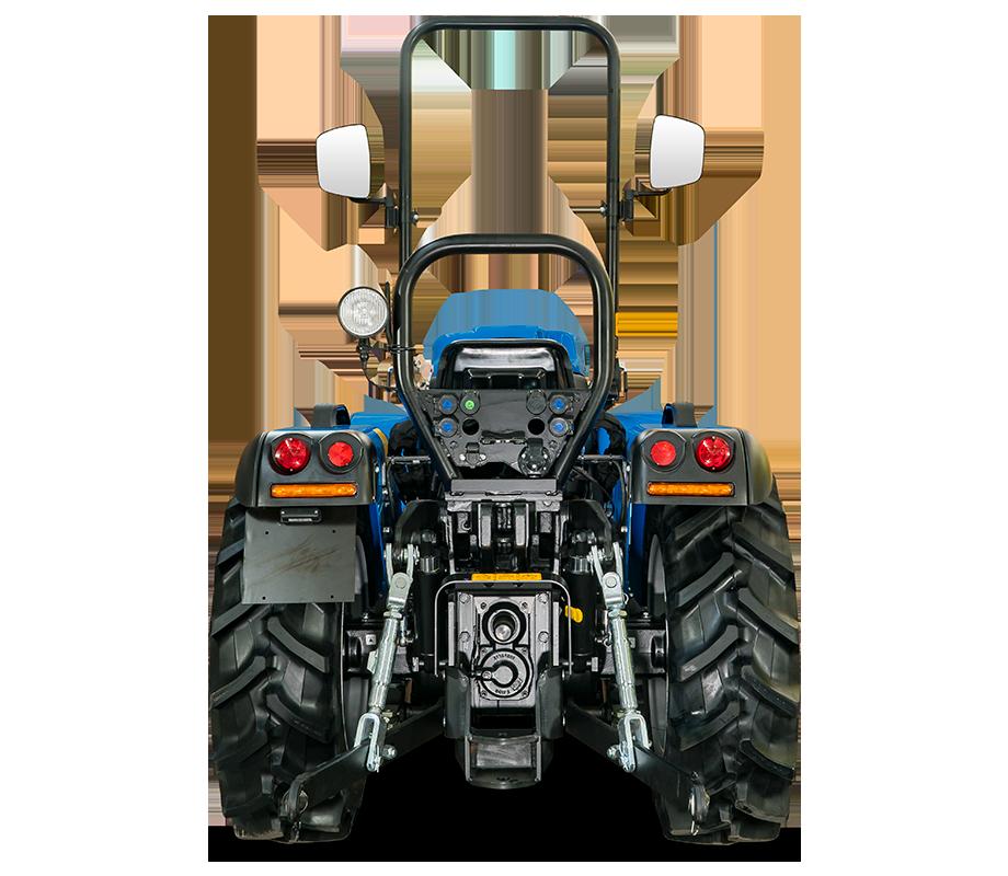 Toma de fuerza del tractor BCS Vithar K105 RS