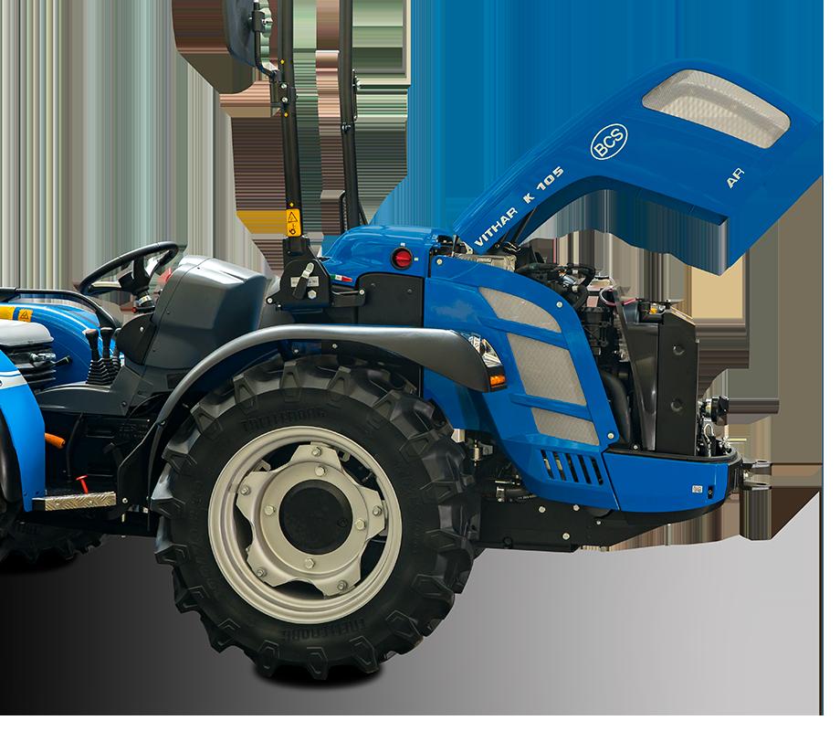 Motor del tractor BCS Vithar K105 RS