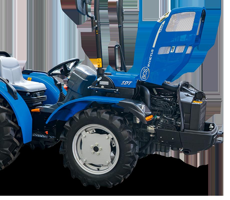 Motor del tractor BCS Invictus K400 SDT RS