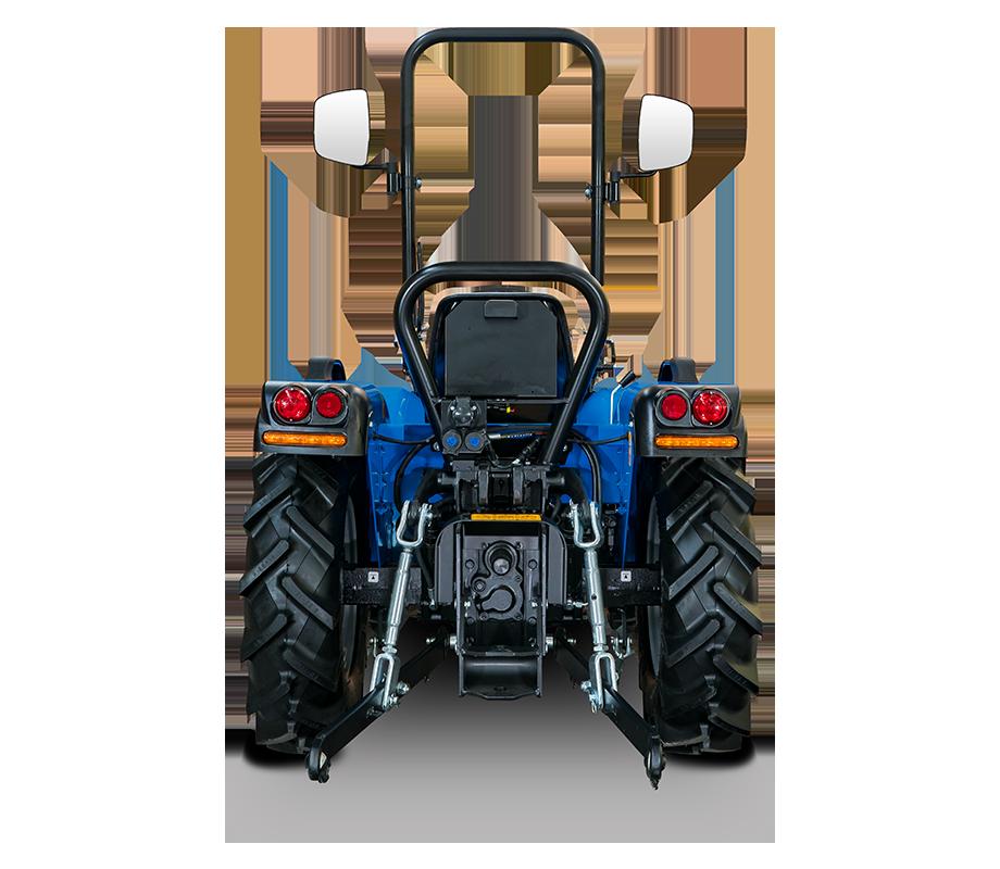 Toma de fuerza del tractor BCS Invictus K400 SDT RS
