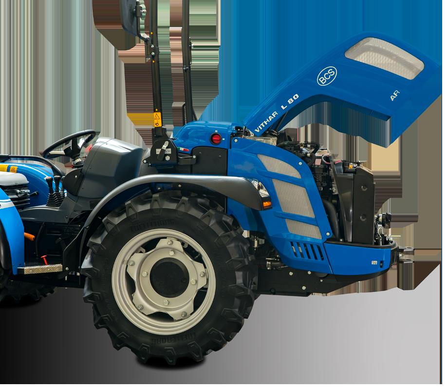 Motor Vithar L80 AR - tractor BCS