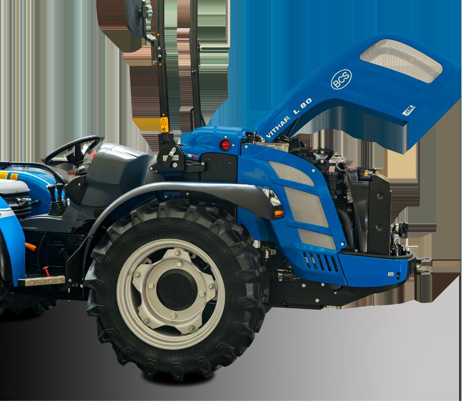 Motor Vithar L80 RS - tractor BCS