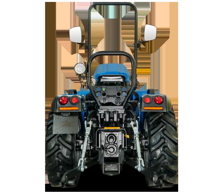 Toma de fuerza Tractor BCS Vithar L80 RS