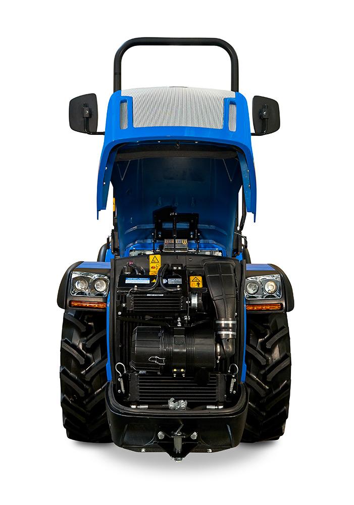 Motor del tractor Vithar L80N BCS