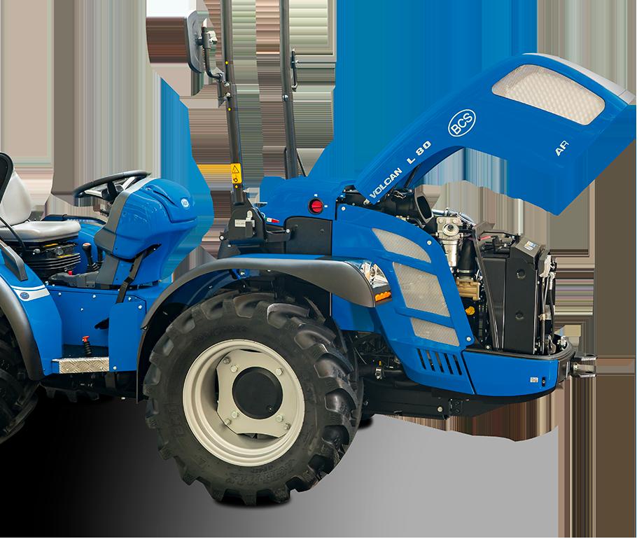 Motor Volcan L80 AR - tractor BCS