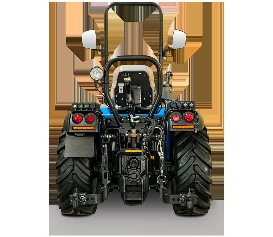 Toma de fuerza Tractor BCS Volca L80 AR