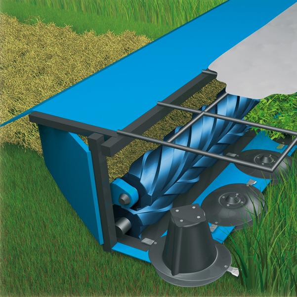 Sistema de acondicionado de la Rotex Avant NT R5 R6 R7