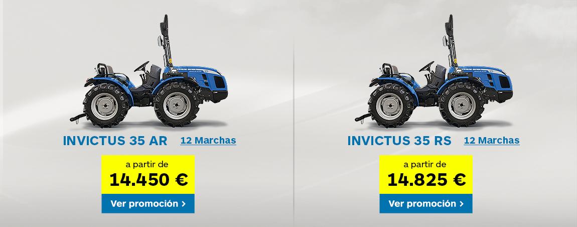 Promoción Invictus K300
