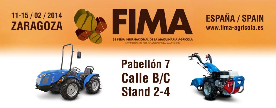 BCS presenta importantes novedades en FIMA 2014