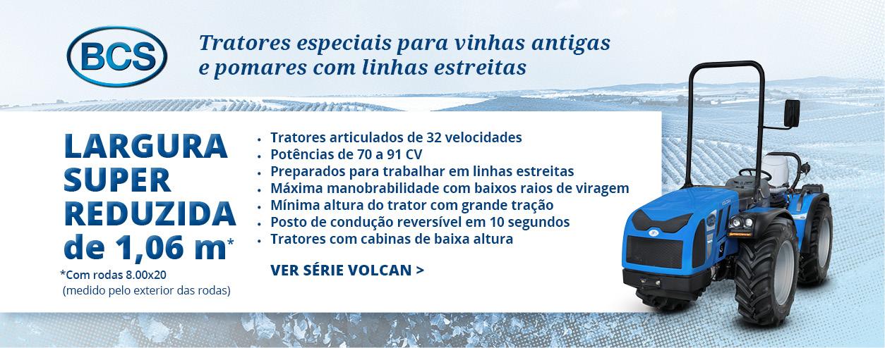Volcan Largura 106 cm